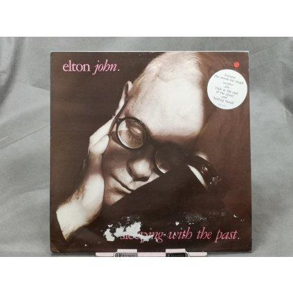 Elton John – Sleeping With The Past LP