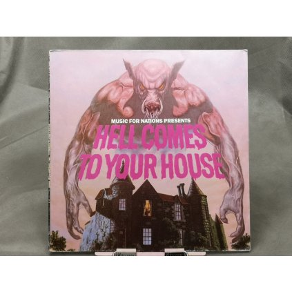 Various Artists ‎– Hell Comes To Your House