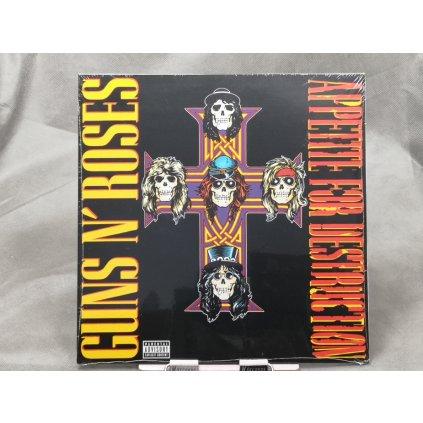 Guns N' Roses – Appetite For Destruction LP