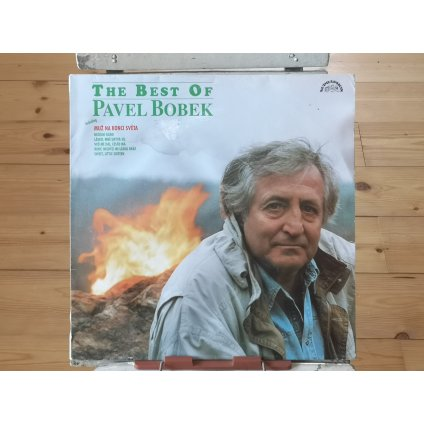 Pavel Bobek – The Best Of LP
