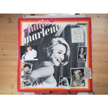 Marlene Dietrich – Hallo Marlene