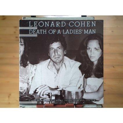 Leonard Cohen – Death Of A Ladies' Man LP