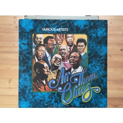 Various Artists – All Them Blues 2LP