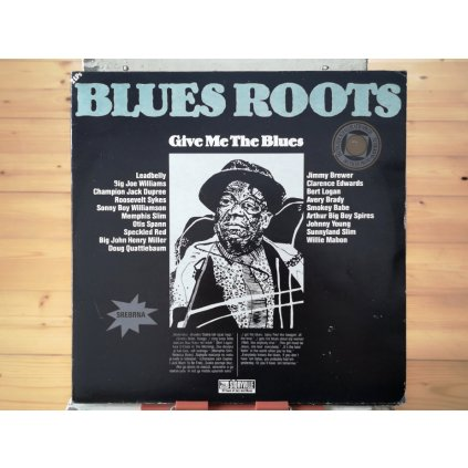 Various Artists – Give Me The Blues (The Living Tradition) 2LP