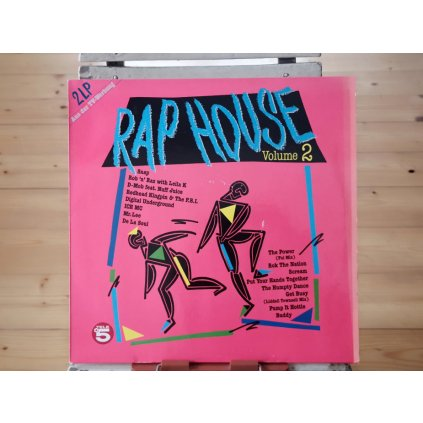 Various Artists – Rap House Volume 2