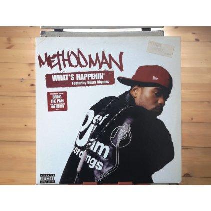 Method Man – What's Happenin'