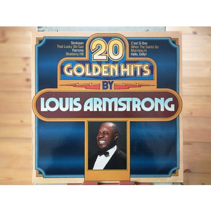 Louis Armstrong – 20 Golden Hits By Louis Armstrong