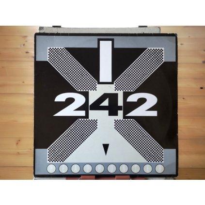 "Front 242 – Headhunter 12"""