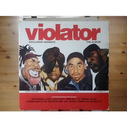 Various Artists – Violator: The Album (Exclusive Advance) 2LP