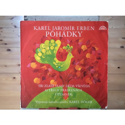 Karel Jaromír Erben, Karel Höger – Pohádky