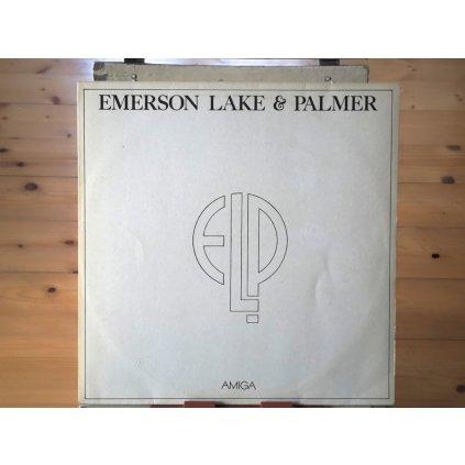 Emerson, Lake & Palmer – Emerson, Lake & Palmer