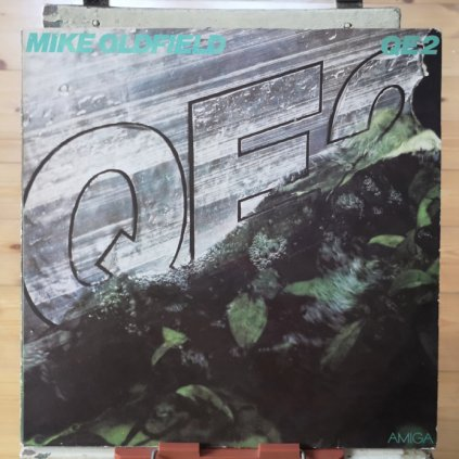 Mike Oldfield – QE2 LP