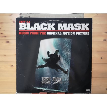 Various Artists – Black Mask - Music From The Original Motion Picture