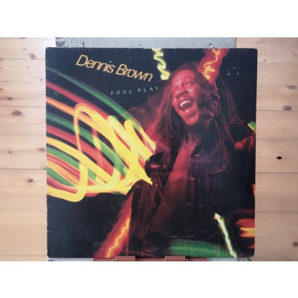 Dennis Brown ‎– Foul Play LP