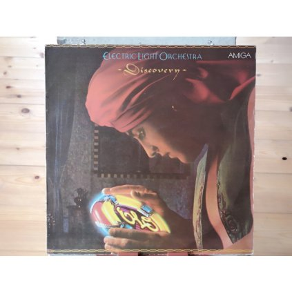 Electric Light Orchestra – Discovery LP