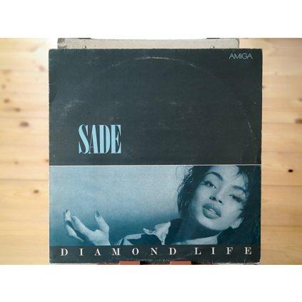 Sade – Diamond Life LP