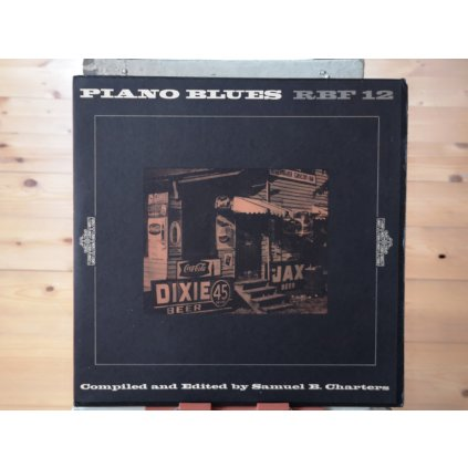 Various ‎Artists – Piano Blues LP