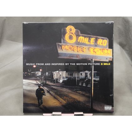 Various ‎Artists – Music From And Inspired By The Motion Picture 8 Mile 2LP