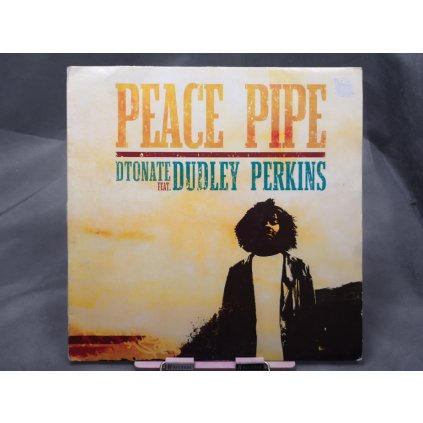 """DTonate Feat. Dudley Perkins – Peace Pipe 12"""""""