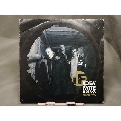 """IdeaFatte – Máme Vás 12"""""""