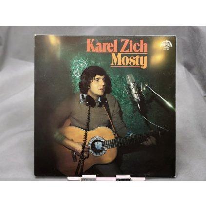 Karel Zich – Mosty LP