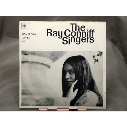 Ray Conniff Singers – Somebody Loves Me LP