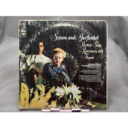 Simon And Garfunkel – Parsley, Sage, Rosemary And Thyme LP