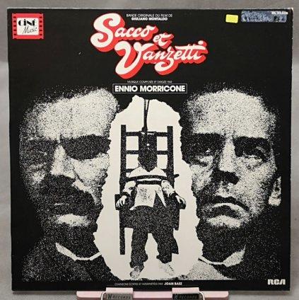 Ennio Morricone – Sacco Et Vanzetti LP