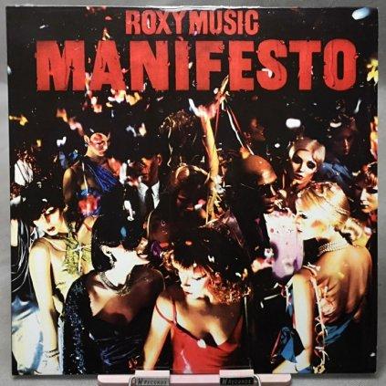 Roxy Music – Manifesto LP