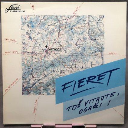 Fleret - Tož vitajte, ogaři! LP