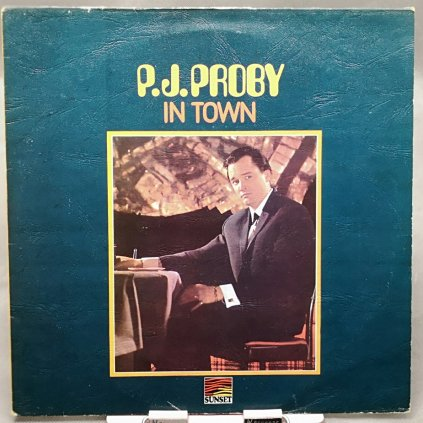 P.J. Proby – In Town LP