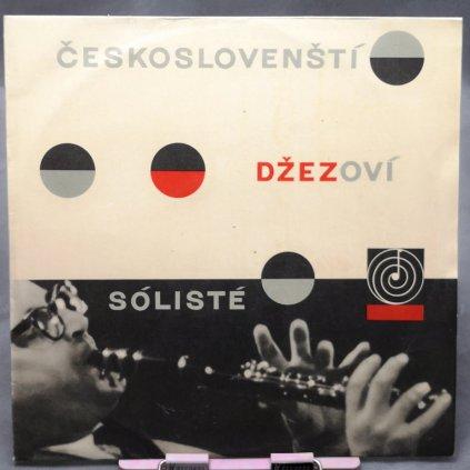 Various – Českoslovenští Džezoví Sólisté LP