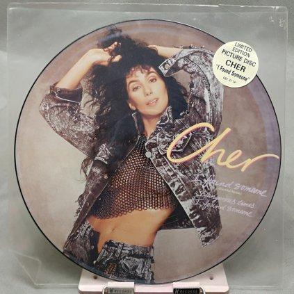 "Cher – I Found Someone 12"" PD"