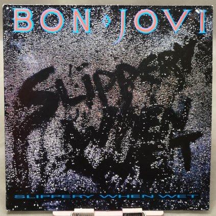 Bon Jovi - Slippery When Wet LP
