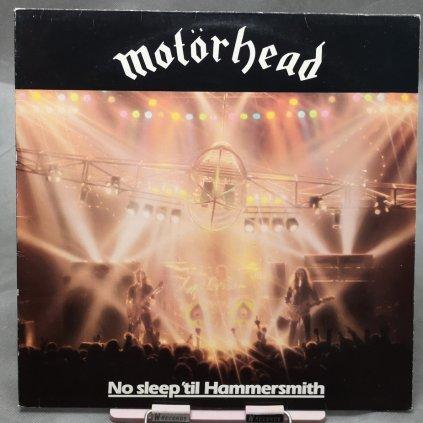 Motörhead – No Sleep 'til Hammersmith LP