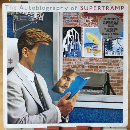 Supertramp – The Autobiography Of Supertramp LP