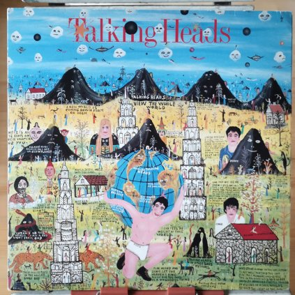 Talking Heads – Little Creatures LP