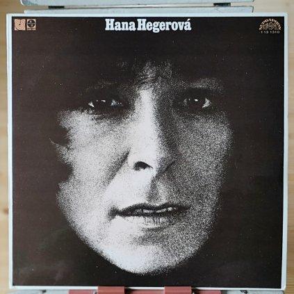 Hana Hegerová - Recitál 2 (+příloha) LP