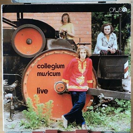 Collegium Musicum - Live LP