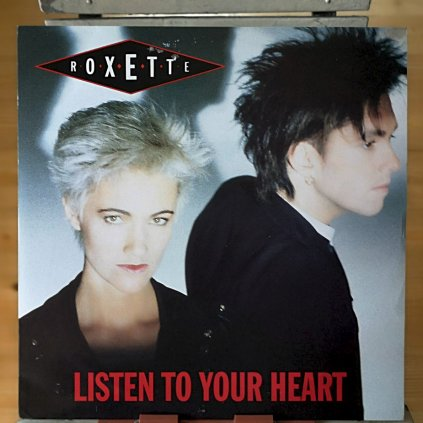 """Roxette – Listen To Your Heart 12"""""""