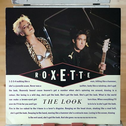 """Roxette – The Look (Head-Drum-Mix) 12"""""""
