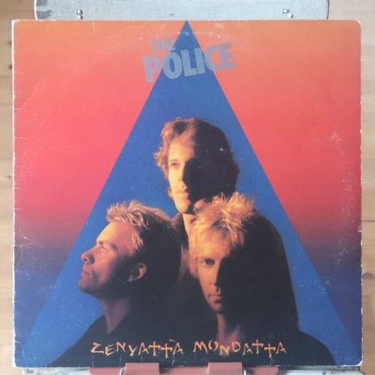 The Police – Zenyatta Mondatta LP