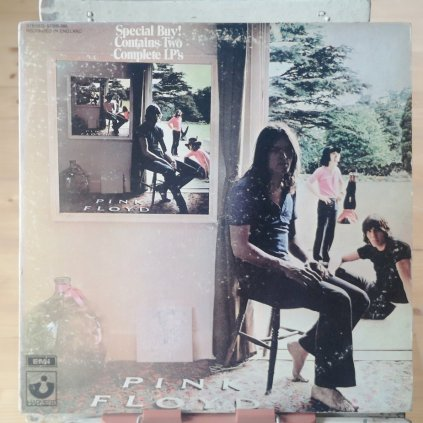 Pink Floyd – Ummagumma 2LP