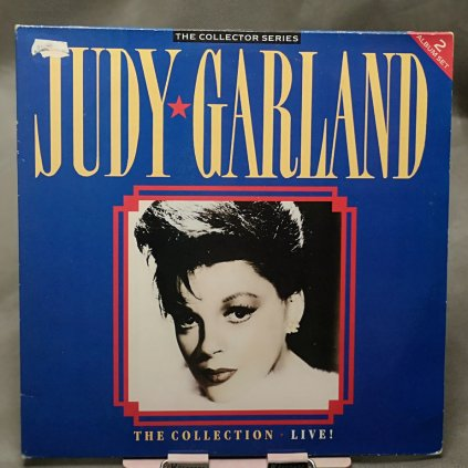 Judy Garland – The Collection Live! 2LP