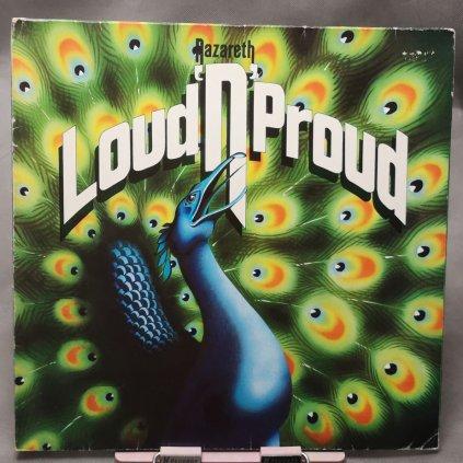 Nazareth – Loud'N'Proud LP