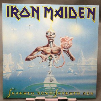 Iron Maiden – Seventh Son Of A Seventh Son LP