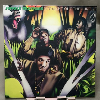Jungle Brothers – Straight Out The Jungle 2LP