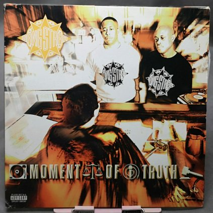 Gang Starr – Moment Of Truth 3LP