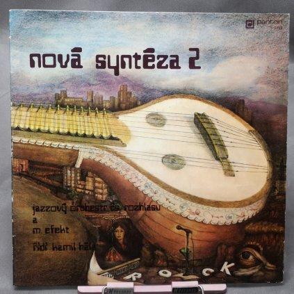 M. Efekt a JOČR - Nová Syntéza 2 LP