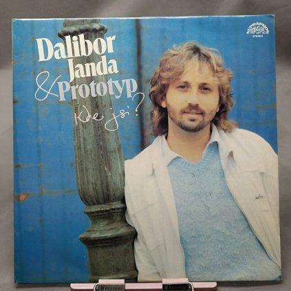 Dalibor Janda & Prototyp – Kde Jsi? LP